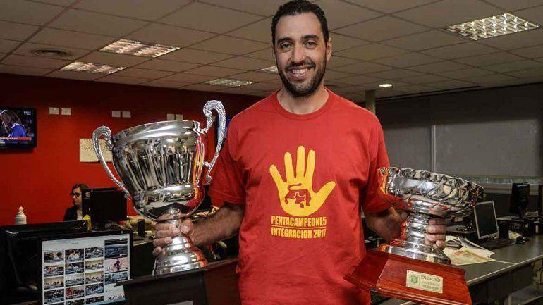 Dos campeones récord del Torito van por la séptima