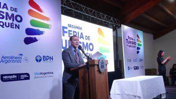 Gutiérrez anunció la construcción de un aeropuerto de cargas