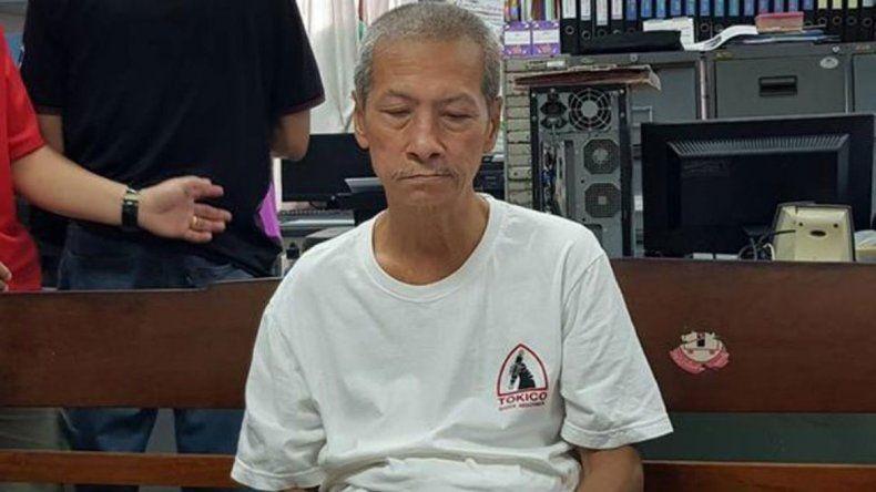 Un monje budista asesinó a un niño porque molestaba