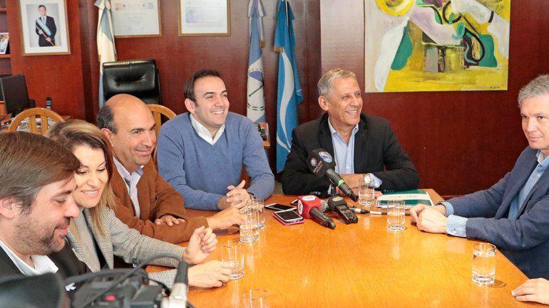Alto dirigente del PRO elogió la gestión de Pechi Quiroga
