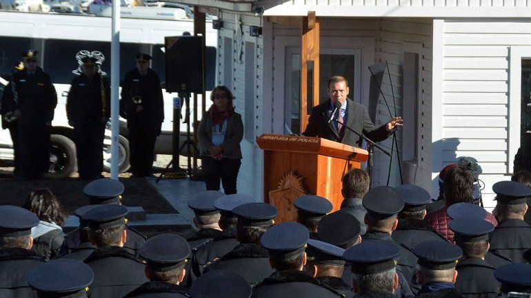 Neuquén inauguró un destacamento policial en el tercer puente
