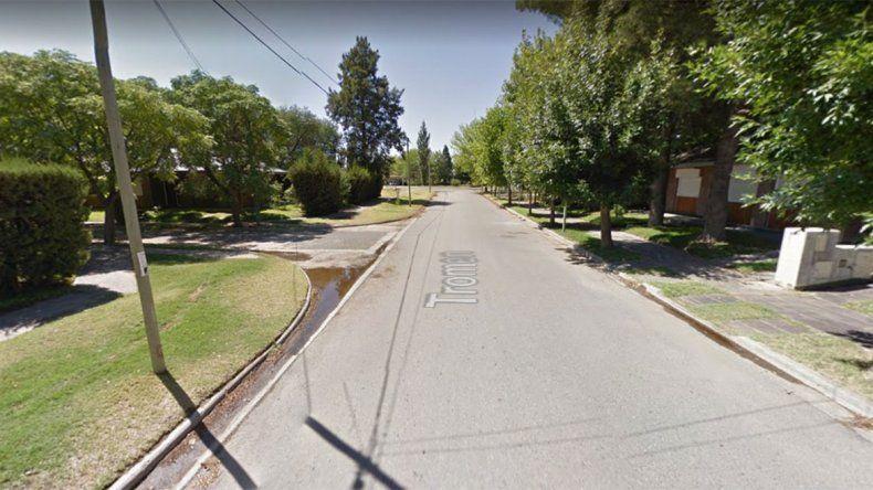 Un chico de 13 años fue atropellado en su bici cuando iba a la escuela