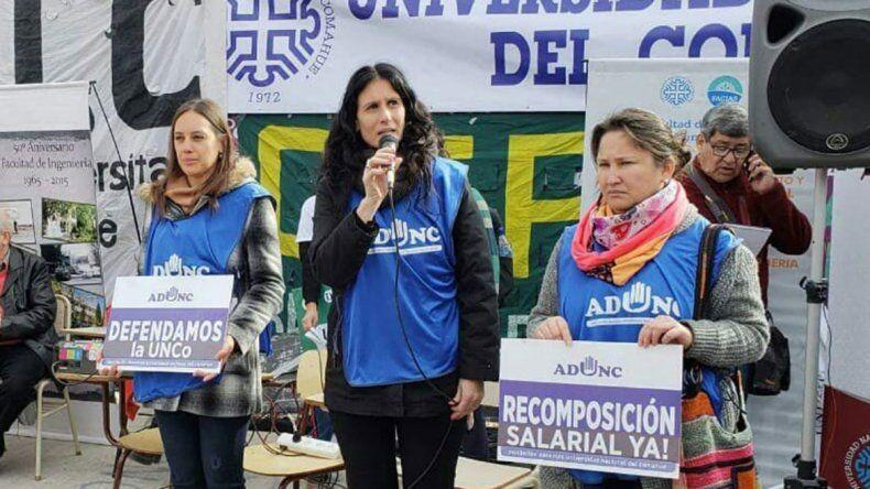 Docentes le respondieron a Leandro López tras sus dichos sobre la UNCo