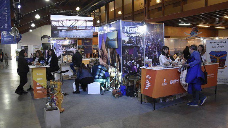 La oferta turística de Neuquén en una sola feria