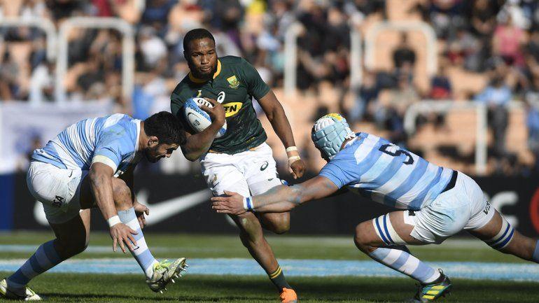 Tremendo triunfo de Los Pumas ante Sudáfrica