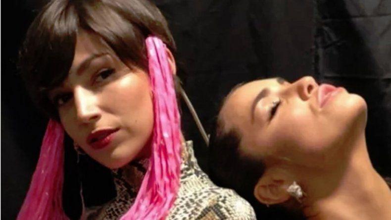 Lali y Tokio, dos chicas bravas que son una bomba