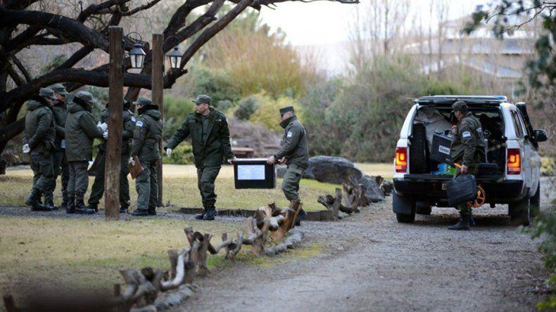 El Calafate: otro largo día de allanamientos en la casa de CFK