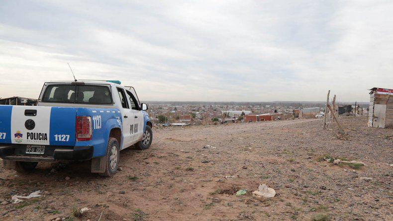 Dos detenidos por el crimen en la meseta: la víctima murió de un disparo en la cabeza