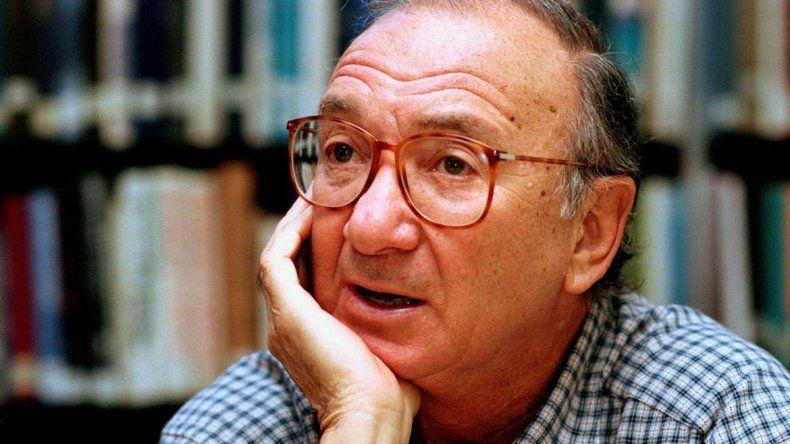 Simon murió a los 91 años a raíz de una neumonía.