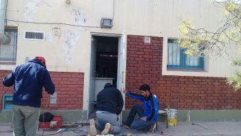 El Jardín de El Progreso sin clases: se robaron la bomba de agua