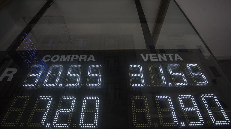 El Central no pudo frenar el alza a pesar de vender u$s 210 millones