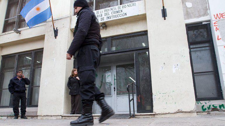 El joven fue sentenciado en las salas penales de Cipolletti.