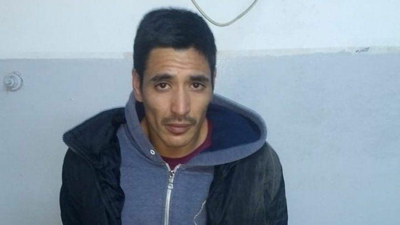 Atraparon a un violento ladrón que atacaba a mujeres