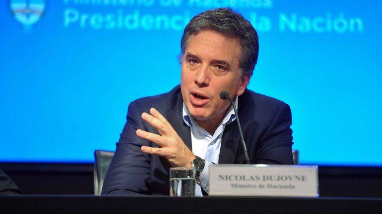 Dujovne confirmó el desembolso del  FMI en septiembre