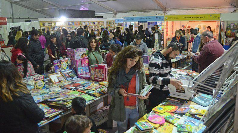 Qué hay para ver en la Feria del Libro este fin de semana
