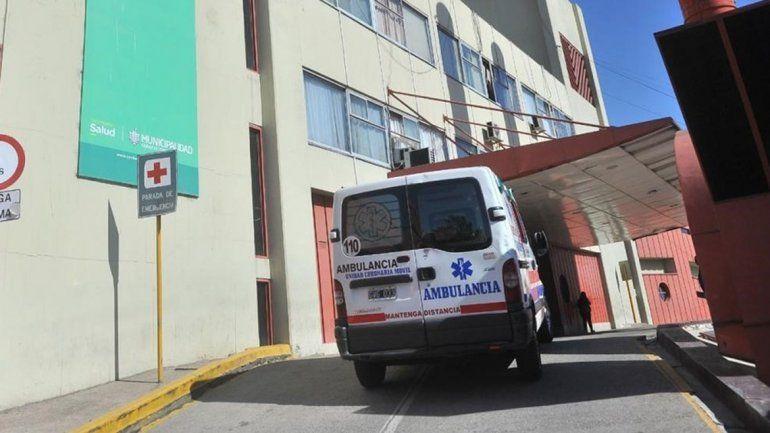 La víctima fue internada en el Hospital de Urgencias de Córdoba