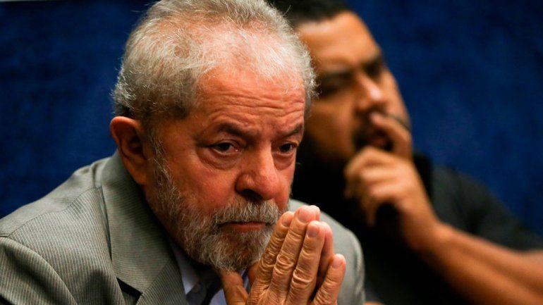 Por orden de un juez, Lula da Silva podría quedar hoy en libertad