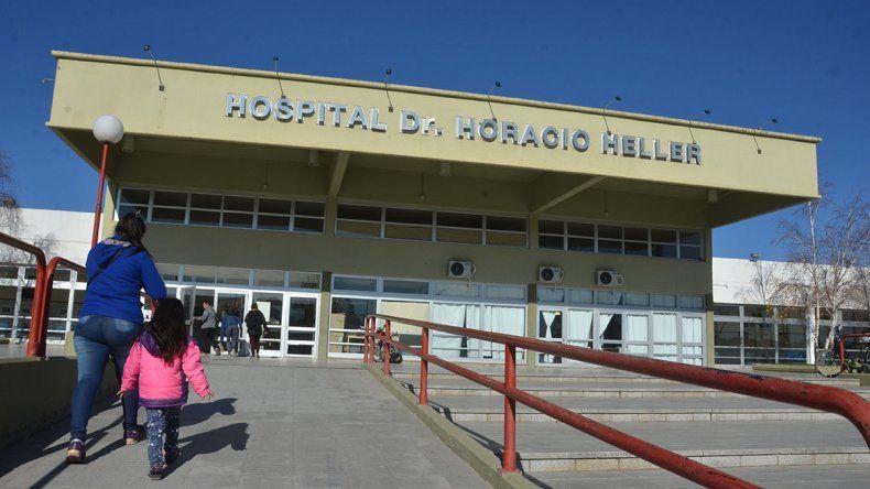 El Heller incorporó más equipos para cuidados intensivos