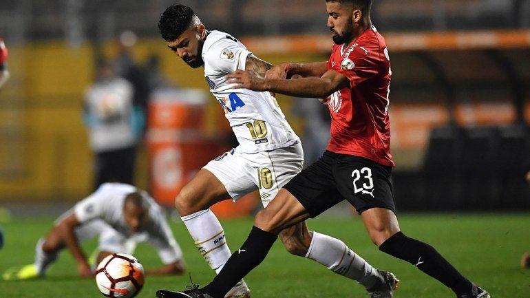 Independiente sigue en la Copa Libertadores y espera a River o Racing.