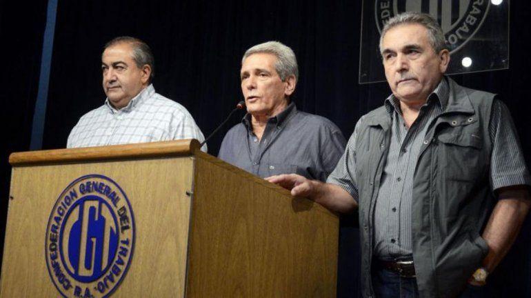 La CGT convocó un paro general para el 25 de septiembre