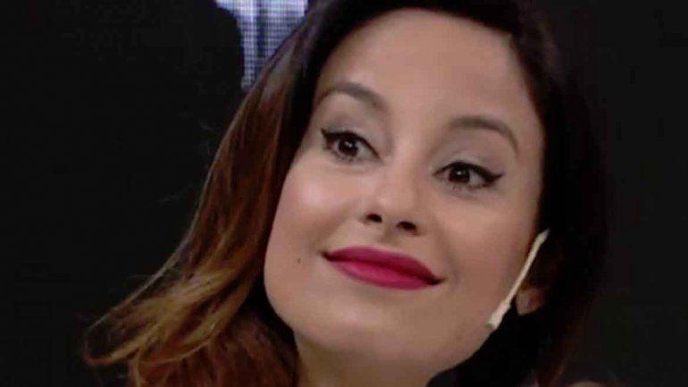Tinelli fue lapidario y descalificó a Lourdes Sánchez