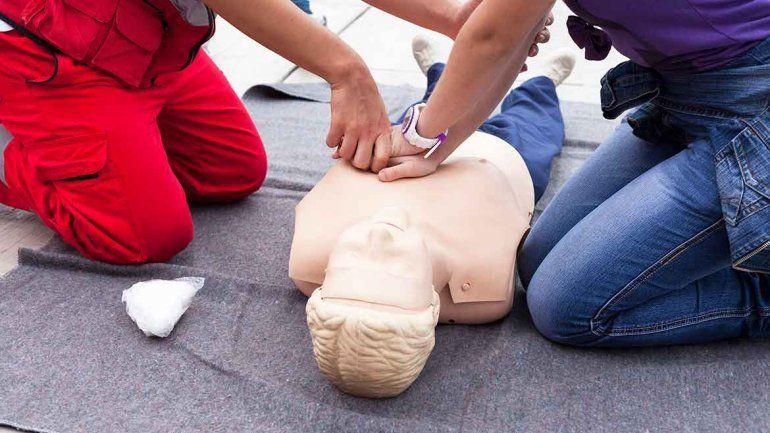 Milagro: le practicó RCP a su alumna y pudo salvarla