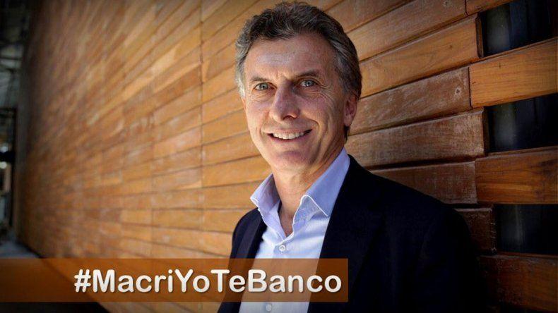 #MacriYoTeBanco, el trending topic que invadió Twitter a favor y en contra del Presidente