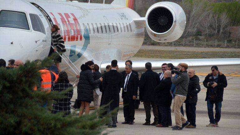 LASA levantó vuelo en Neuquén: unirá la región y conectará con Temuco en 38 minutos