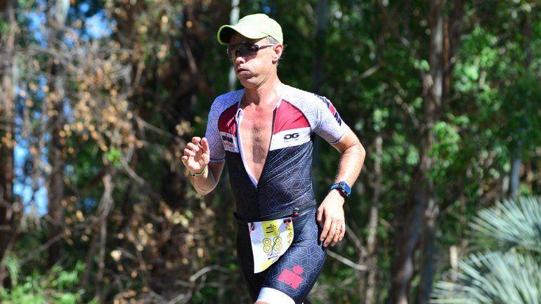 Un Ironman neuquino que desafía a los  mejores triatletas del mundo en Sudáfrica