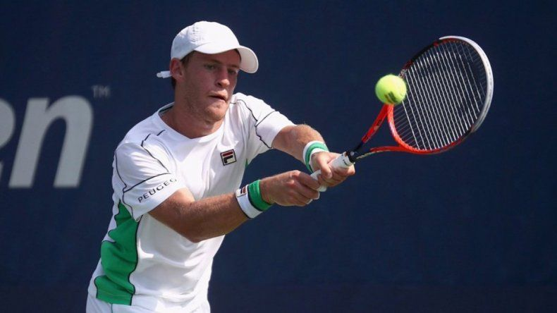 El Peque avanzó sin problemas a la tercera ronda en el US Open