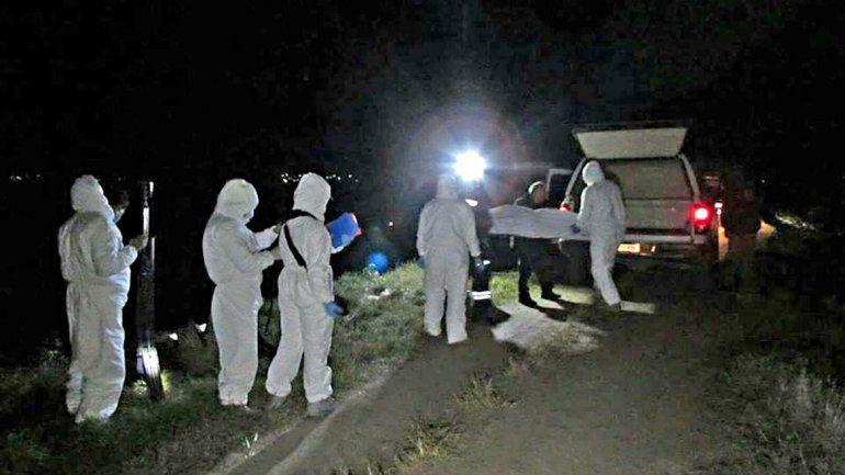 Magalí Ojeda fue hallada boca abajo y con signos de violencia.