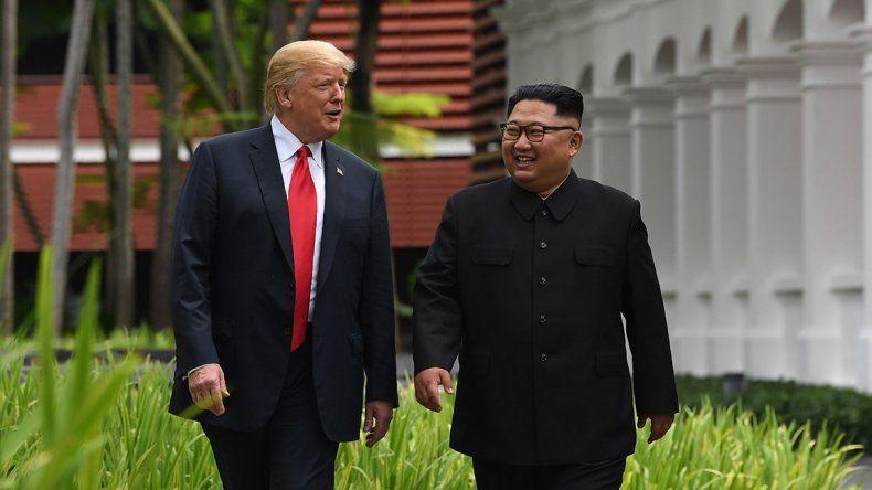 Trump acusó a China de influir en la relación con Corea del Norte