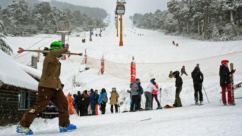 Cerro Bayo prevé un mes más de temporada