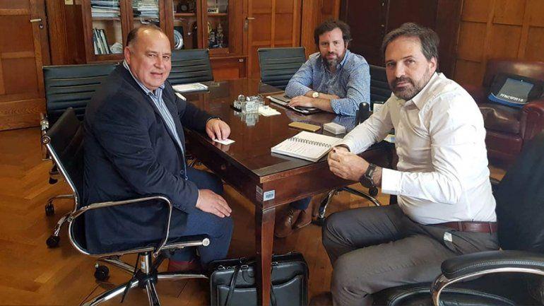 Senillosa pidió que la PIAP entre en el presupuesto 2019