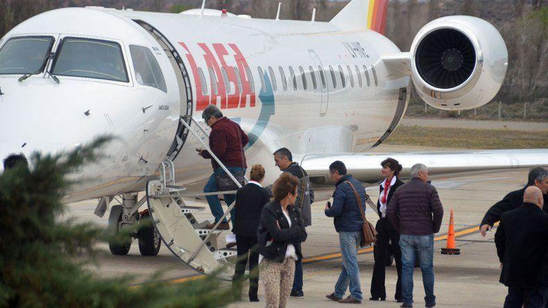 LASA ya levantó vuelo y conectará a toda la Patagonia