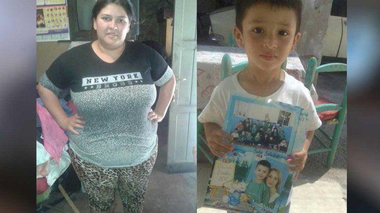 Buscan a una neuquina y su hijo desaparecidos en Mendoza