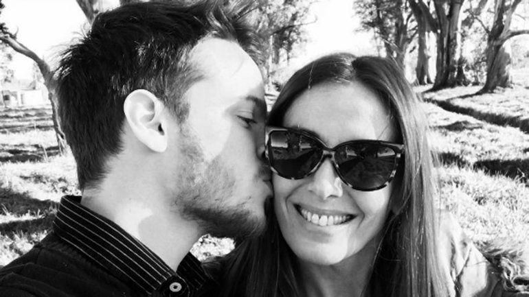 Ya no cambia más pañales: Saccone se separó de su novio 25 años menor