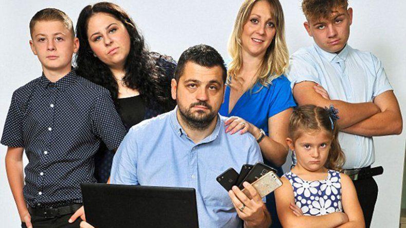 Puso cámaras en su casa y vio lo peor de sus hijos
