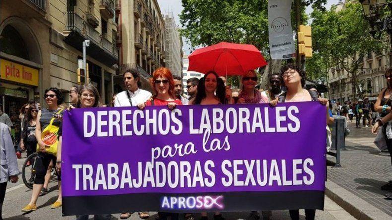 España: polémica por un sindicato de prostitutas