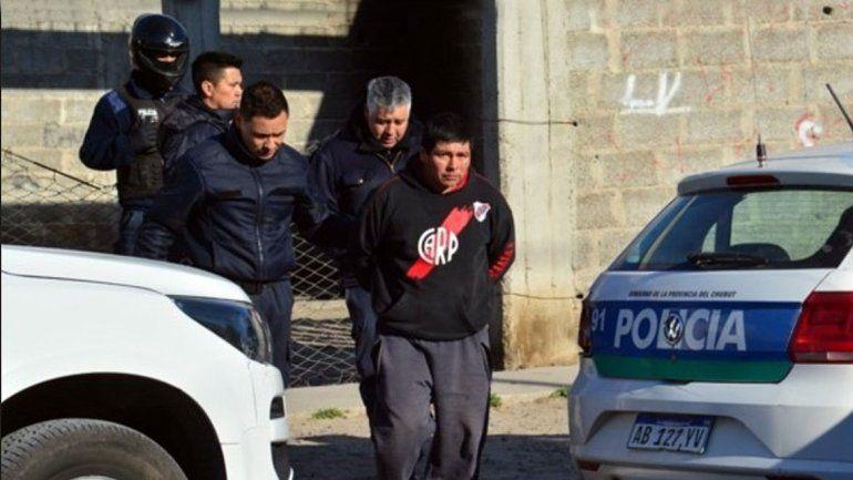 El hijo de Bernardino Mesa está detenido. La víctima había recibido el beneficio de la prisión domiciliaria.