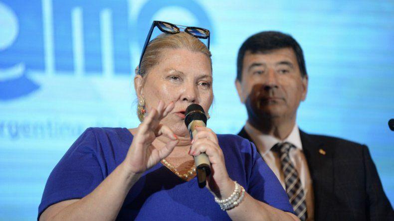 Me van a sacar muerta de la Casa Rosada, porque viva no salgo, y Macri tampoco