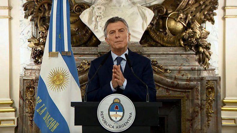 Todos atentos: el mensaje de Macri midió 24 puntos