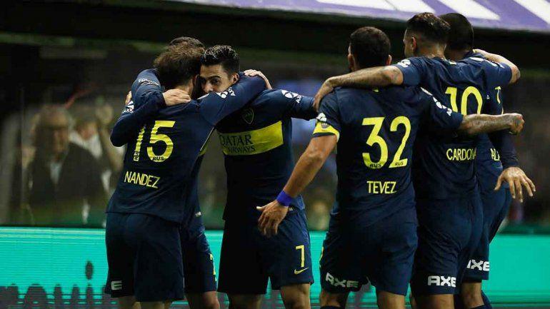 El poder ofensivo de Boca hace sombra al defensivo