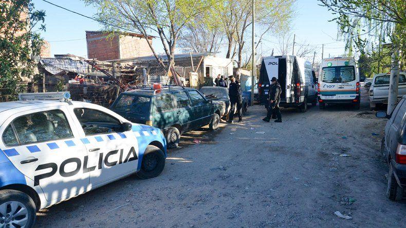 Allanamientos: detuvieron a 12 miembros de Los Chavos y secuestraron drogas y armas