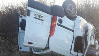 Ocho personas murieron en un choque frontal en Salta