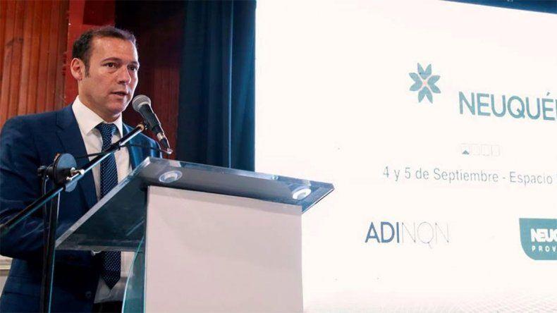 En Neuquén Renovable, Gutiérrez habló de las inversiones de la provincia en el sector