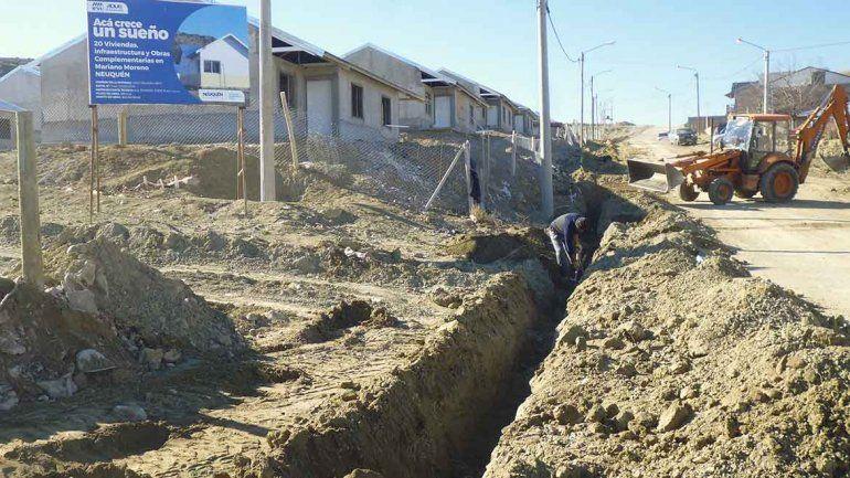 Mariano Moreno: 20 familias cerca del techo propio