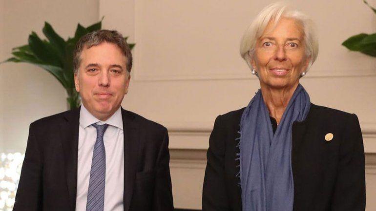 Con el dólar en alza:el FMI pisó la pelota en la renegociación