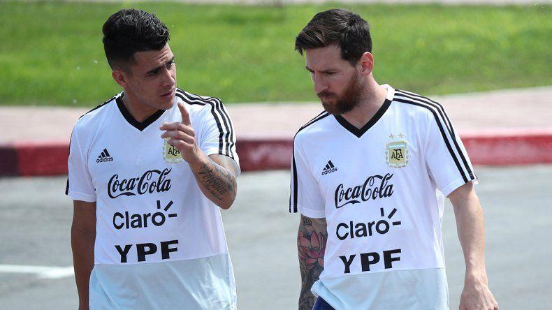 Pavón viene de jugar el Mundial y es uno de los que siguen convocados.