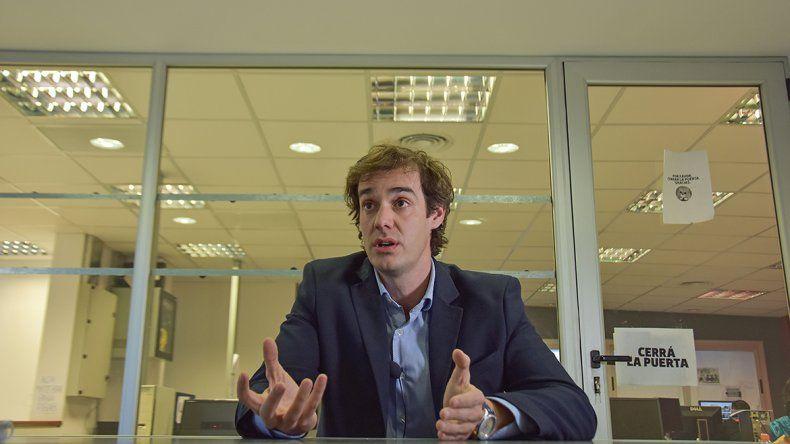 López compartió plenamente las medidas económicas de Macri.